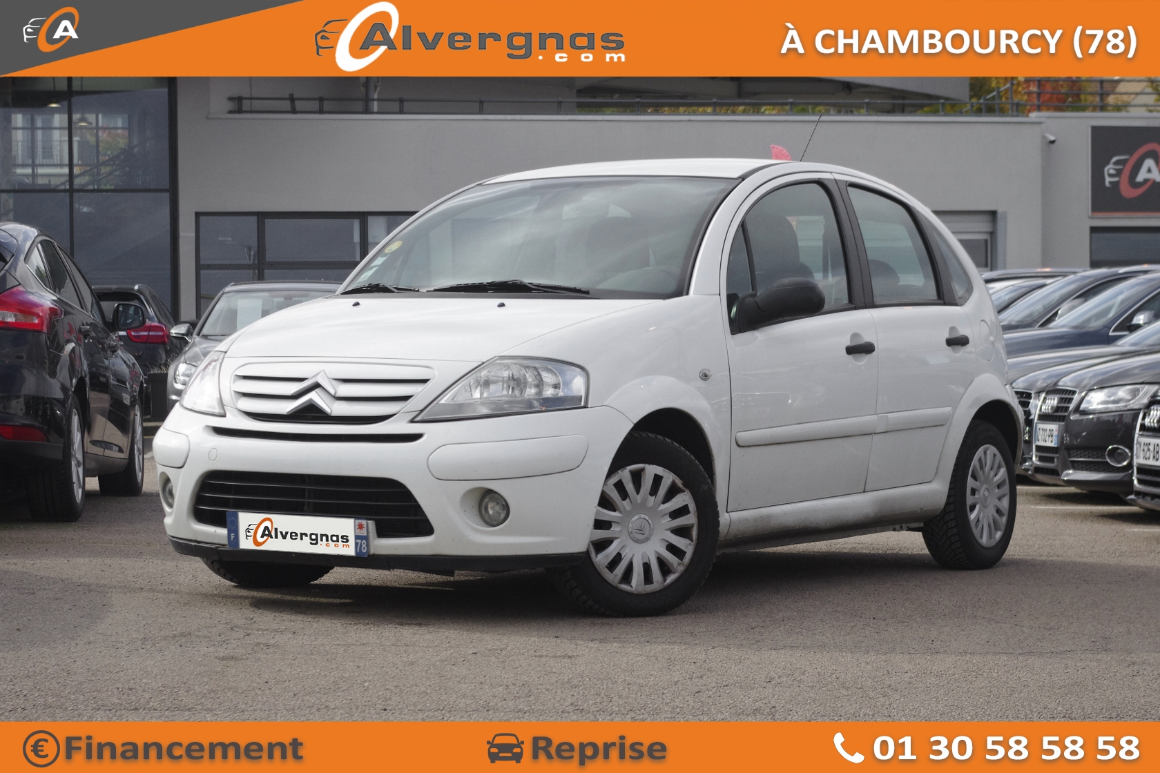 CITROEN C3 d'occasion sur Paris