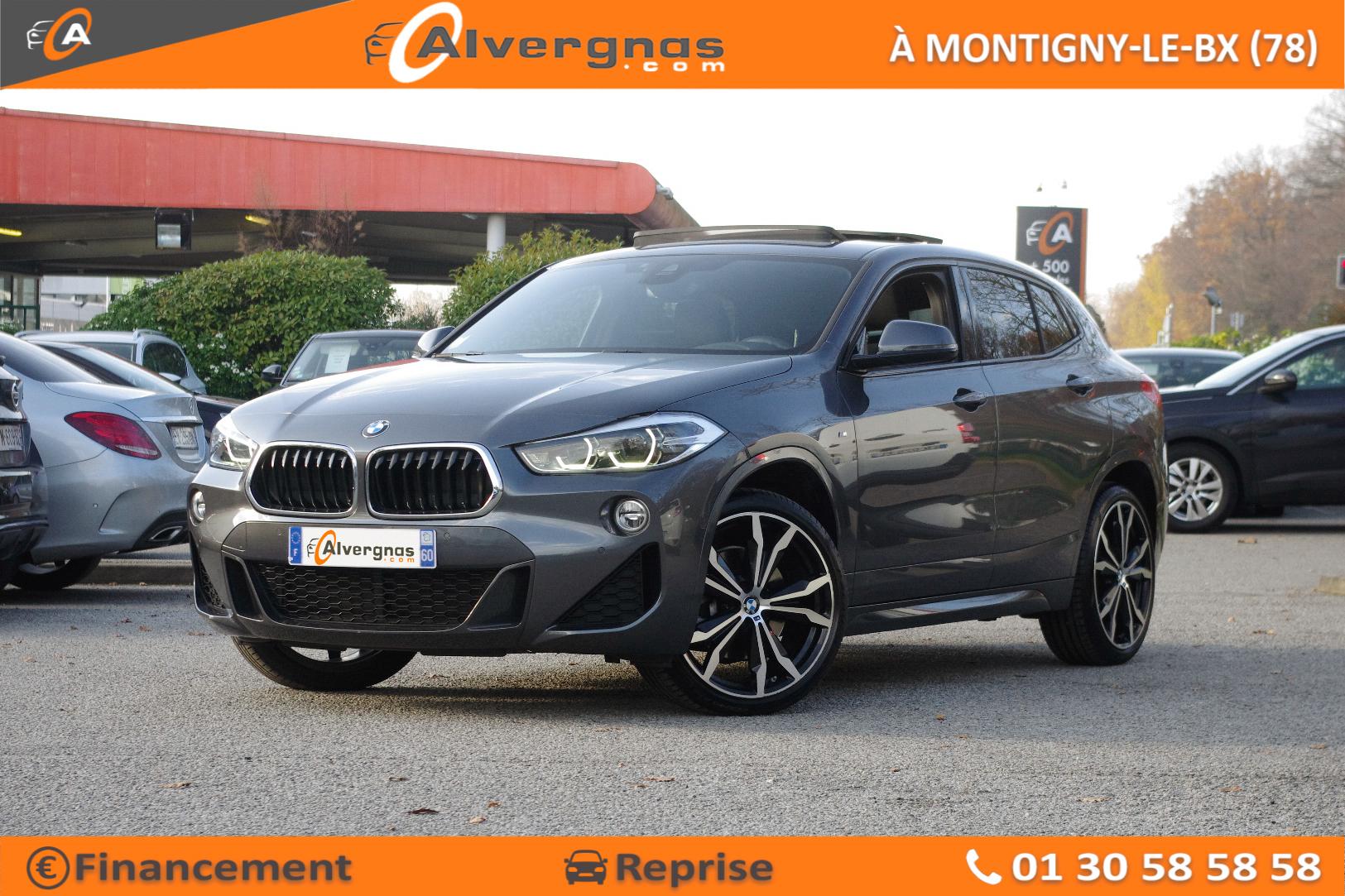 BMW X2 F39 d'occasion sur Paris