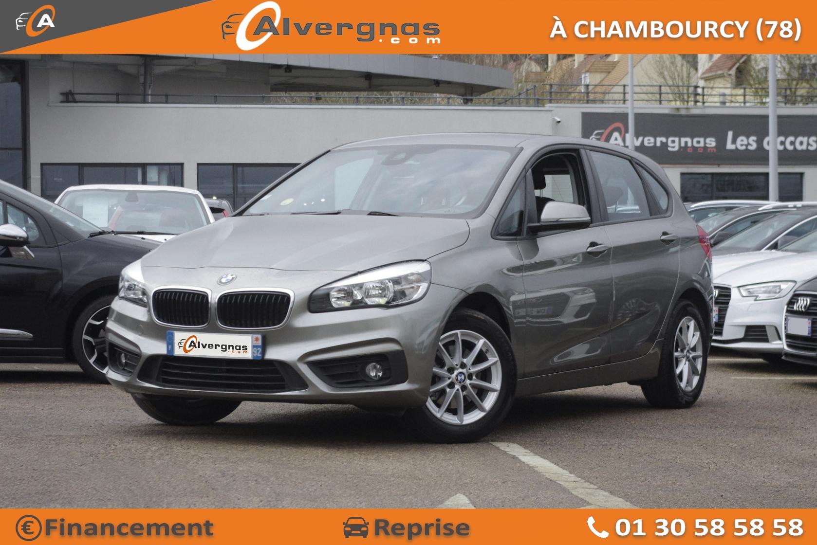 BMW SERIE 2 d'occasion sur Paris