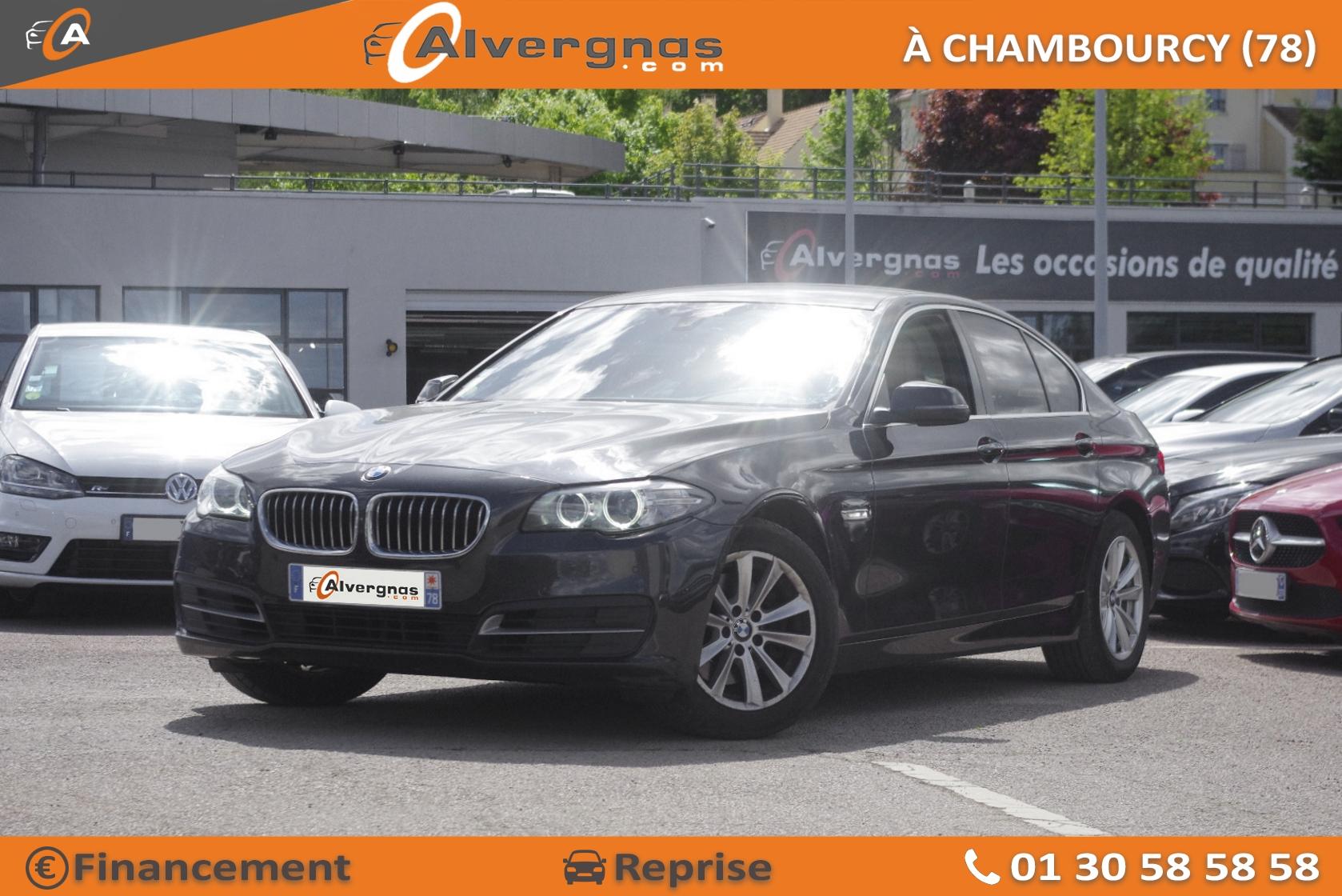 BMW SERIE 5 d'occasion sur Paris