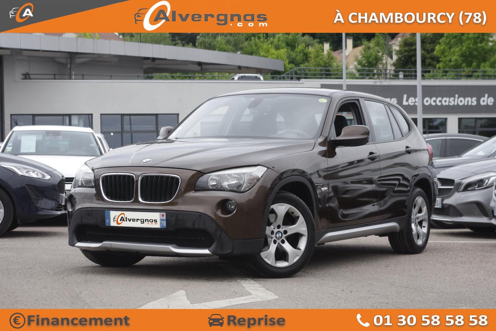 BMW X1 E84 d'occasion sur Paris