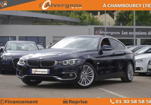 BMW SERIE 4 véhicule occasion Paris